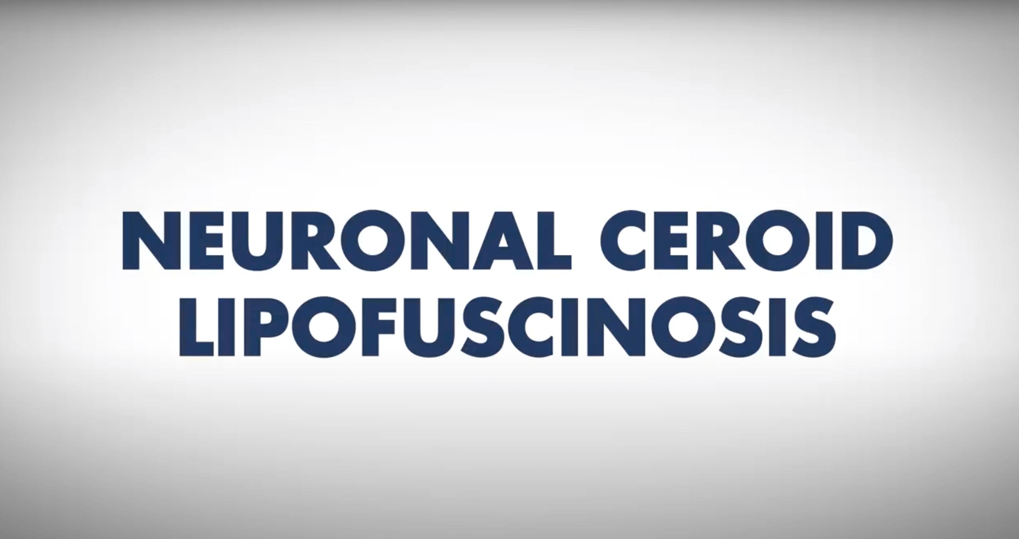 Image: How to Pronounce Neuronal Ceroid Lipofuscinosis video screenshot