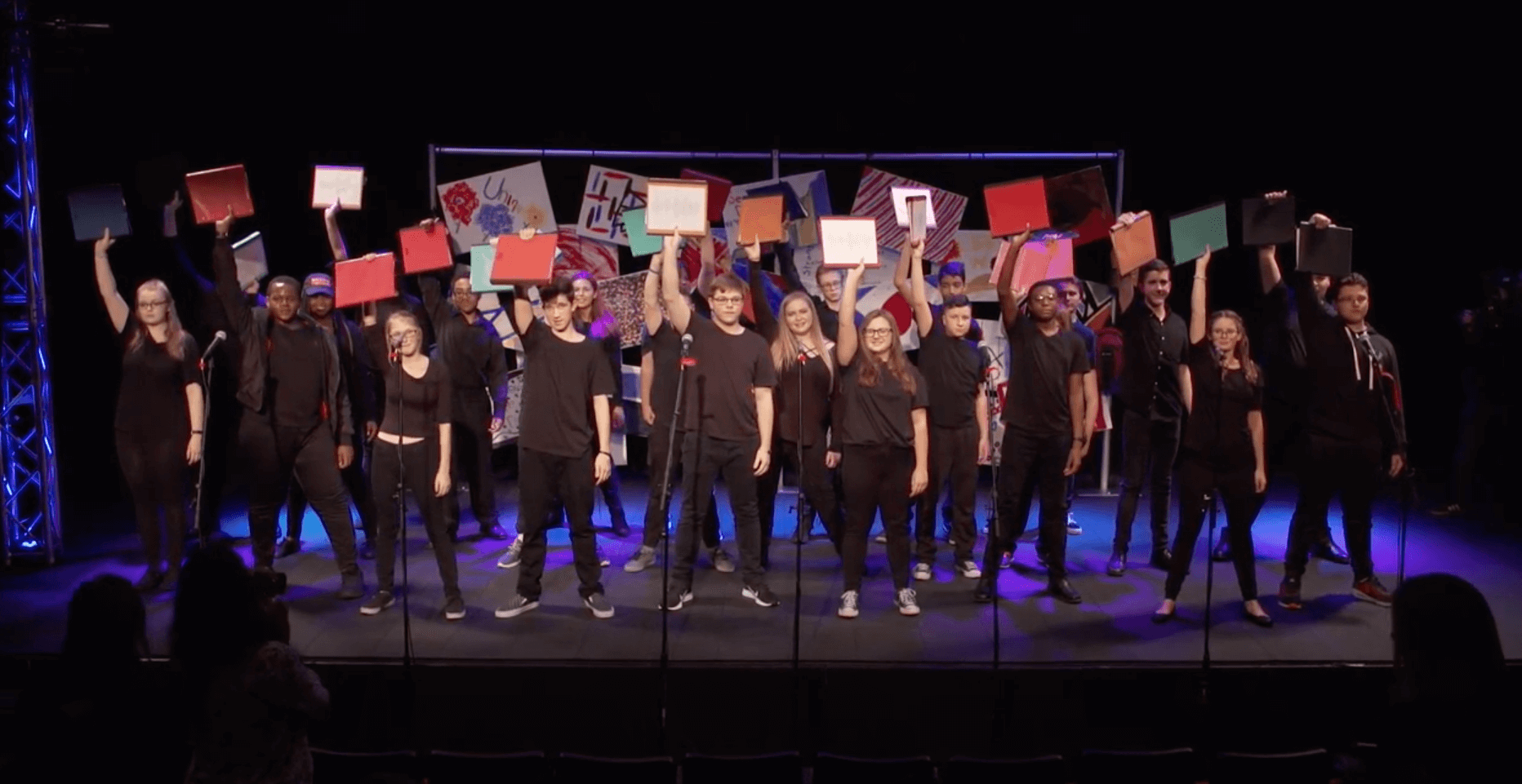 Hemophilia: The Musical: Screenshot