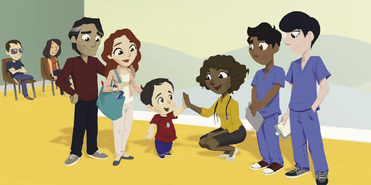 Image: Children's Book - Albert is like me!