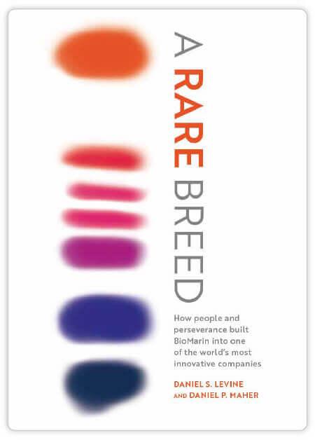 Image: A Rare Breed book cover
